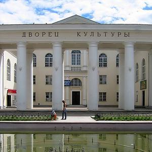 Дворцы и дома культуры Вуктыла